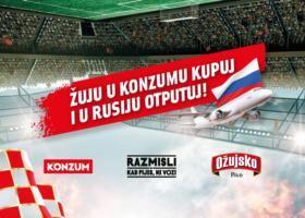 Žuja i Konzum vode te u Rusiju!