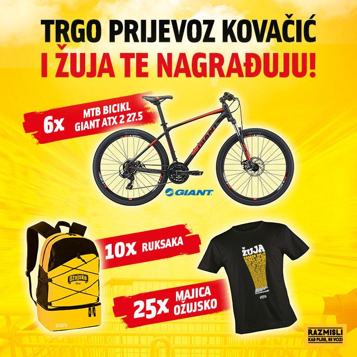 Žuja i Trgo-Prijevoz Kovačić te nagrađuju!