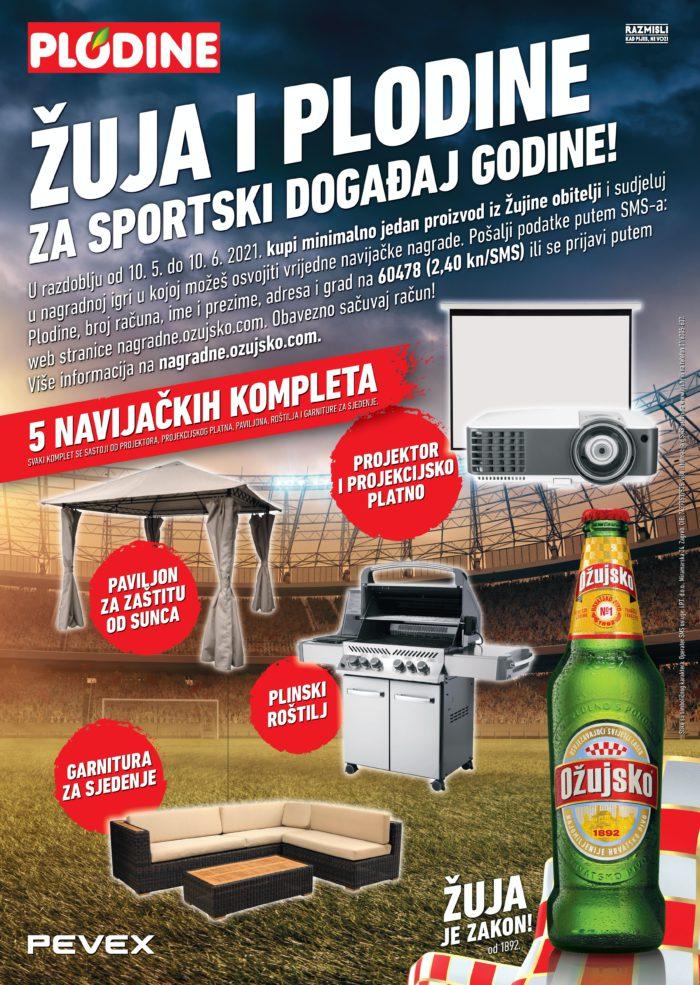 Žuja i Plodine za sportski događaj godine!