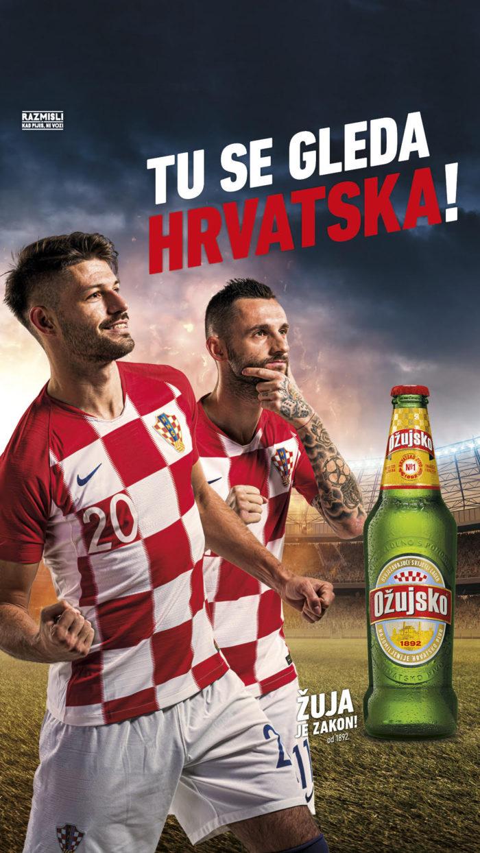 Tu se gleda Hrvatska!